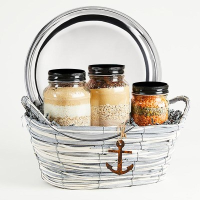 The Nautical gift basket